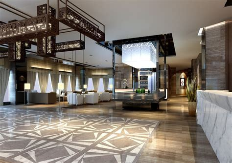 design hotel lobby fashion contracted hotel lobby design 3d house free 3d house pictures and wallpaper