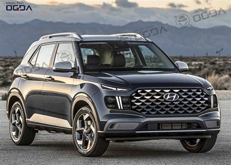 Browse our inventory to locate your preferred trim and give us a call at. Hyundai Venue Facelift Digitally Imagined With Santa Fe ...