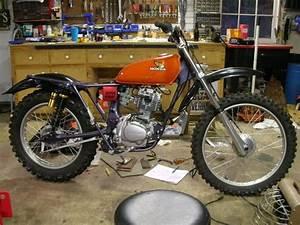 Honda Xl 125 : 17 best images about motorcycles engines motos mx scrambler brat cafe racer on pinterest flat ~ Medecine-chirurgie-esthetiques.com Avis de Voitures