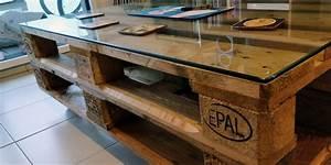Table Basse Palettes : construire une table basse avec des palettes ptds ~ Melissatoandfro.com Idées de Décoration