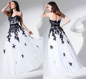white and black wedding dresses lace dresscab With black white wedding dresses