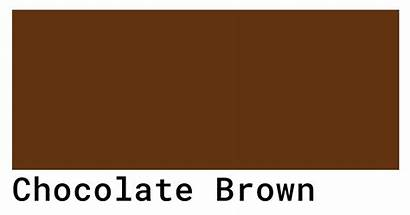 Brown Chocolate Rgb Codes Swatch Hex Values