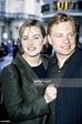 Kate Winslet and Jim Threapleton during Capital Radio ...