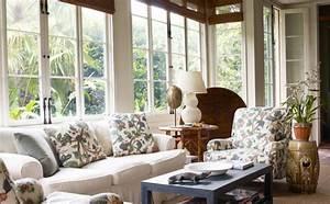Wohnzimmer Gemütlich Gestalten : 63 wohnzimmer landhausstil das wohnzimmer gem tlich gestalten ~ Indierocktalk.com Haus und Dekorationen