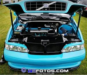 Super Sano Engine Bay In This S70