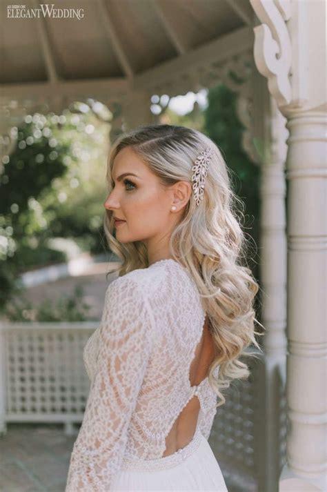 vintage winter wedding ideas wedding hairstyles