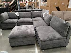 marks and cohen taylor 7 piece modular sectional With 5 piece modular sectional sofa costco