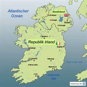 irland fläche irland insel spiabene04 landkarte für irland