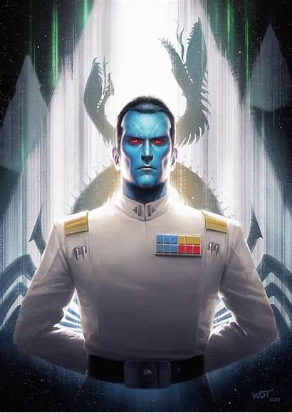Thrawn Admiral Grand Wallpapers Wars Star