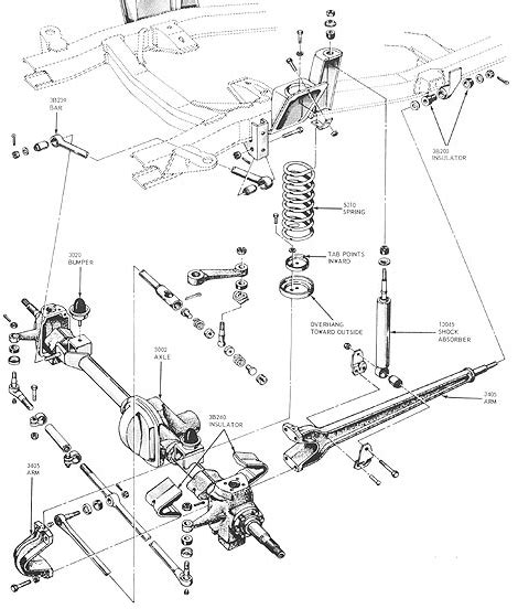 1979 Ford F 150 4x4 Wiring Diagram by 2011 Ford F150 Front Axle Diagram