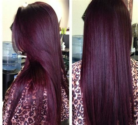 15 awesome hair colors you want to try this year hair hair color plum hair violet