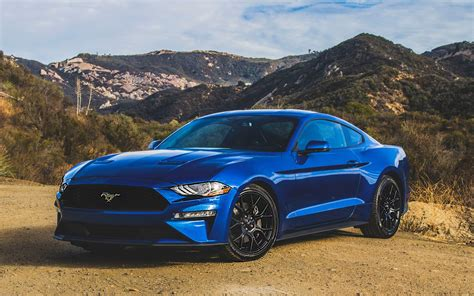 2018 Ford Mustang Preparing For The Future  The Car Guide