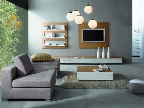 Family Room Simple Minimalist With Color Grey Modern