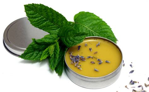 Diy Lavender Mint Balm Recipe For Mother's Day