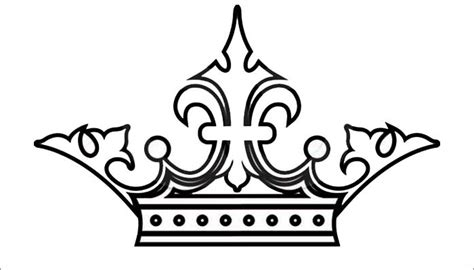 king crown template crown template free templates free premium templates
