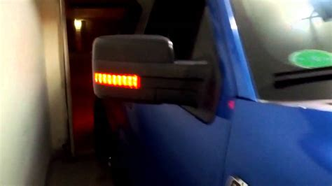 2012 f150 reflector marker lights and turn signal