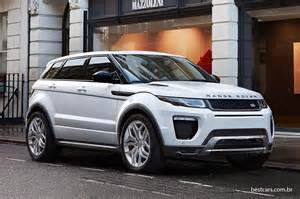 designer glã ser range rover evoque 2016 novo diesel visual retocado car interior design
