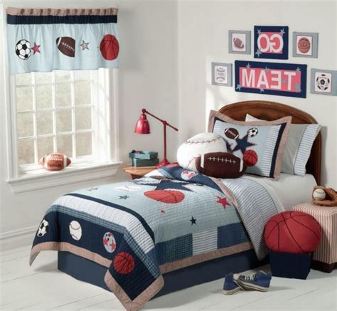 chambre de basket chambre garçon thèmes idées espace de confort 25 photos