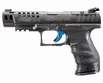 Walther Q5 Match M1 Pistol Ppq 9mm