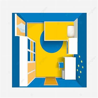 Indoor Floor Plan Pngtree Clipart Psd