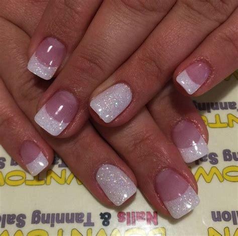 gelnägel glitzer 25 best ideas about shellac manicure on