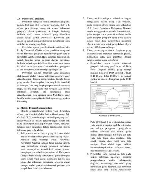 Sistem Informasi Geografis Dengan PhoneGap