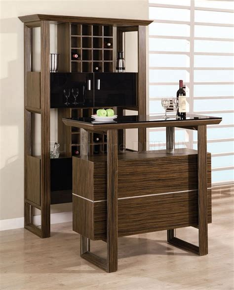 Useful and Cool Mini Bar Cabinet Ideas for Your Kicthen