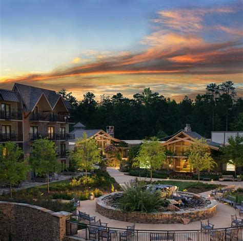 Southern Travel The Lodge & Spa At Callaway Gardens