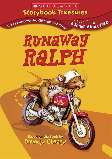 runaway ralph ages  cinedigm entertainment