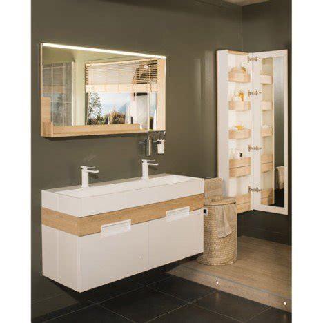 meuble colonne pour cuisine meuble de salle de bains plus de 120 marron leroy merlin