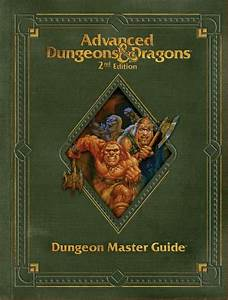 Dungeon Master Guide  Revised  2e