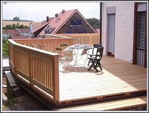 Balkon Nachträglich Anbauen Genehmigung : holzbalkon selber bauen holzbalkon mit treppe selber bauen balkon selber bauen darf man das ~ Frokenaadalensverden.com Haus und Dekorationen