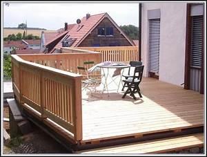 Holz Selber Bauen : balkon aus holz selber bauen ~ Articles-book.com Haus und Dekorationen