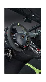 2017 Lamborghini Huracan Performante Interior Wallpaper ...