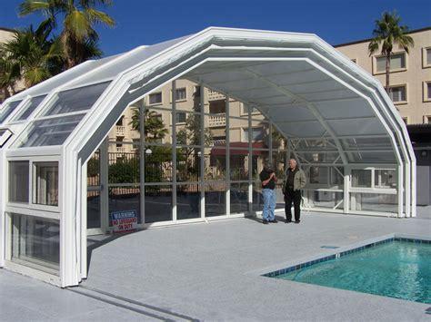 Retractable Sunroom pool enclosures arizona enclosures and sunrooms