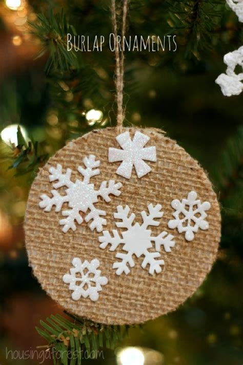 top  rustic diy burlap projects  christmas top inspired