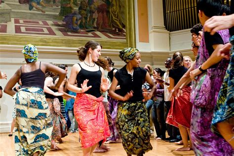 University Of Virginia African Music And Dance Ensemble