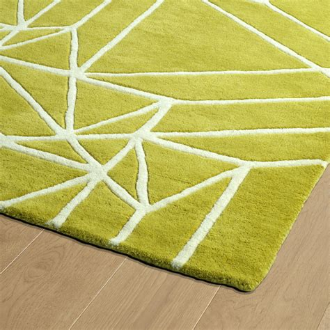 lime green area rugs kaleen origami collection org04 96 lime green area rug 7085