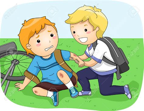 Children Helping Each Other Clipart » Clipart Station