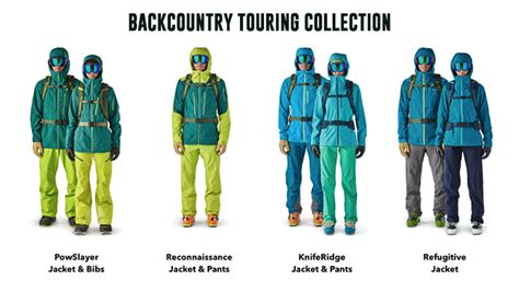 » Patagonia: Backcountry Touring Collection