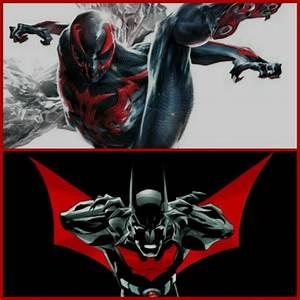Batman Beyond VS Spider-man 2099 | Comics Amino
