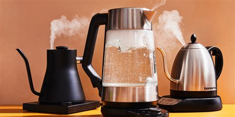 water electric kettle tea kettles coffee boiling hard steaming epicurious limit ten