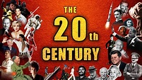 The 20th Century History in 15 minutes - YouTube