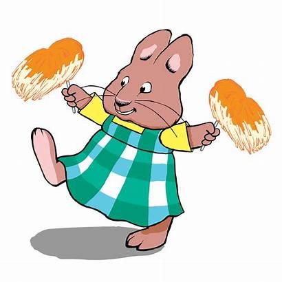 Ruby Louise Character Kartun Jari Tangan Gambar