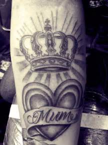 King and Queen of Hearts Tattoo Designs