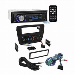 Boss Car Radio Stereo Dash Kit Harness For 2000