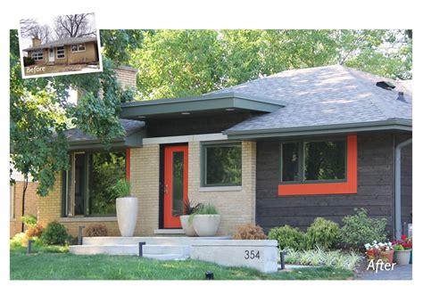 extraordinary exterior home makeovers bradford  kent