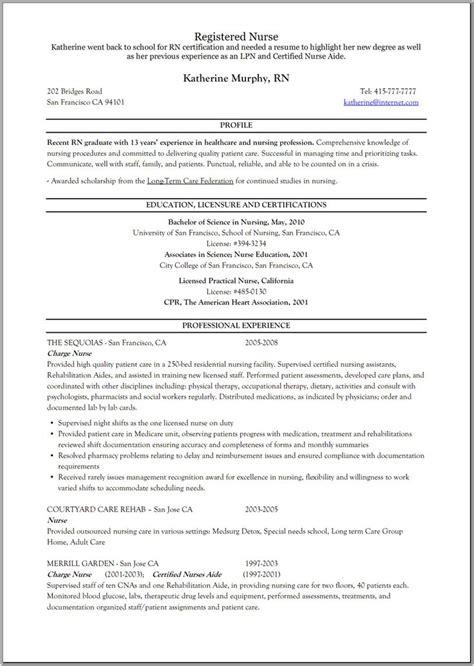 Registered Duties Resume by Registered Resume Rehab Resume