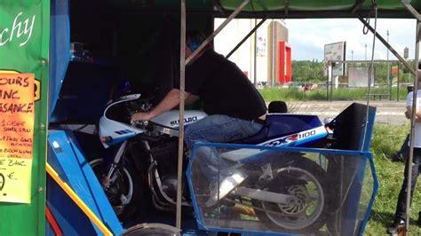 Portes Ouvertes Acte3 Motos Metz Gsxr 1100 90' Banc De