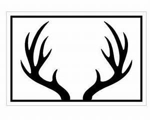 deer antler clip art | Use these free images for your ...